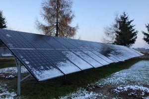 W gminie Dąbrówno zakończyli budowę instalacji fotowoltaicznych