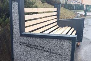 Ławeczka Kętrzyńskiego przy I LO miejscem integracji pokoleń
