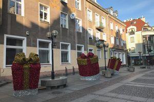 Stare Miasto przygotowane do świąt