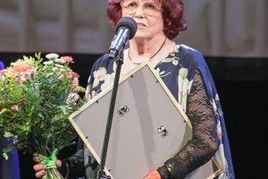 Irena Telesz-Burczyk Honorową Obywatelką Olsztyna!