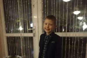 Świąteczny Brzdąc 2020: Kacper Kubiak z Elbląga
