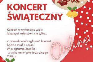 Koncert świąteczny on-line