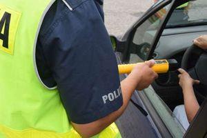 Policyjne podsumowanie pierwszego weekendu w 2021 w Olsztynie i okolicach