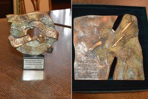 Artystyczne nagrody wręczone