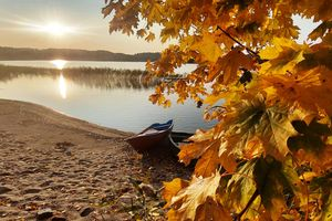 Wymień zdjęcie na prenumeratę: Jezioro Narie