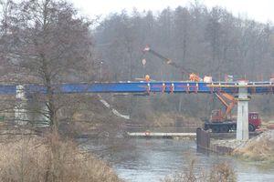 Drugi most w Bartoszycach ma powstać o pół roku wcześniej