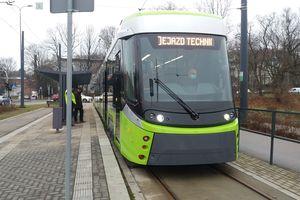 Nowe tramwaje przechodzą testy