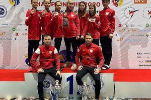 Historyczny sukces olsztyńskiego taekwondo