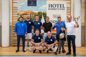 Petarda! Hotel Robert's Port ograł słynny Widzew Łódź