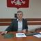 Bartosz Bielawski, starosta iławski z pozytywnym wynikiem na Covid-19