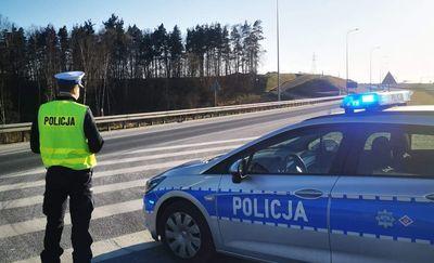 Policyjne podsumowanie świąt - w Gołdapi było bezpiecznie