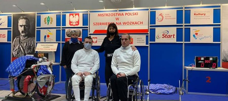 Rafał Pikoluk na zawodach