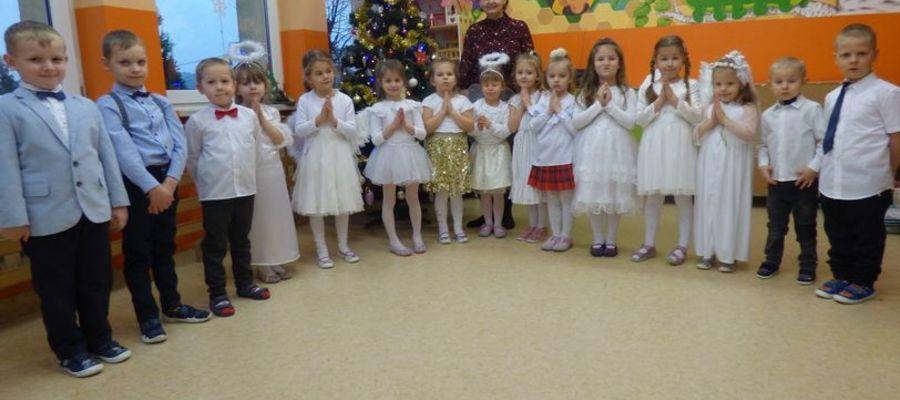 Świątecznie u nowomiejskich przedszkolaków
