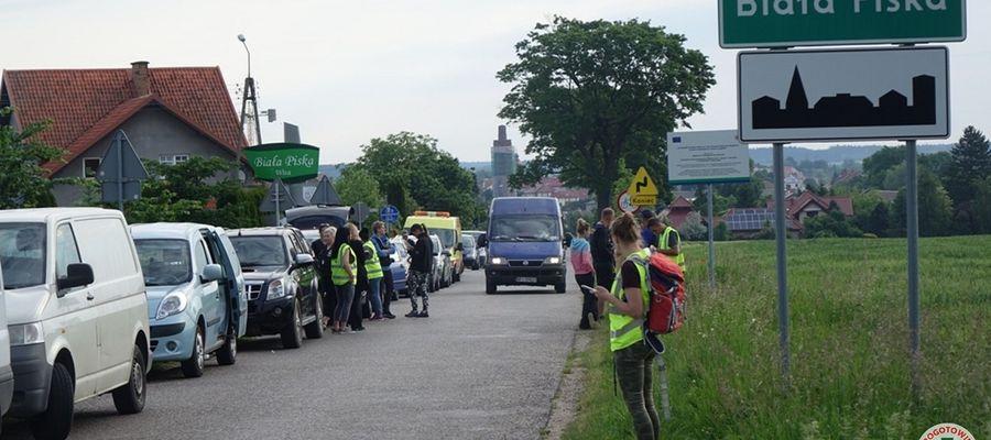 Interwencja, która przerwała dramat w Radysach zaczęła się w środę, 17 czerwca, o 6. rano.