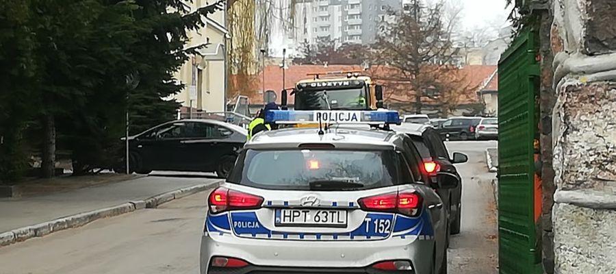 W CBŚP w Olsztynie trwa sprawdzanie, gdzie podziało się 100 tysięcy euro.