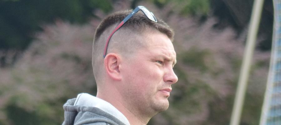 Krzysztof Malinowski, trener Motoru Lubawa (IV liga)