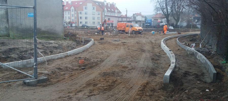 Inwestycje - gmina Olsztynek