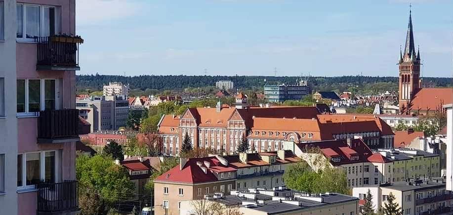 Olsztyn: budynek Urzędu Marszałkowskiego