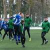 """Jeziorak wygrał sparing, gol na pożegnanie. """"Mieszam, szukam najlepszej opcji"""" [foto + wideo]"""