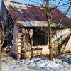 W pożarze altanki zginął 62-letni mężczyzna