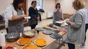 Wielkie gotowanie w Trygorcie. Były bliny z pomaczką, placki z twarożkiem, sałatka z figą