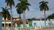 Podróżnik z Judzik spaceruje uliczkami kolorowego Trinidadu