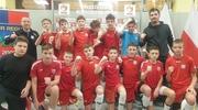 FUTSAL|| Constract wicemistrzem Polski kategorii U-15!