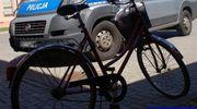Pijany przyjechał rowerem na posterunek, żeby porozmawiać z dzielnicowym