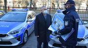 Nowe radiowozy dla policjantów