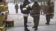 Uroczyste otwarcie nowej Strażnicy Wojskowej Straży Pożarnej