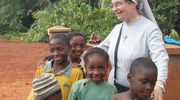 Mieszkańcy Diecezji Ełckiej pomagają misjonarce w Kamerunie