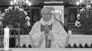 Śp. ks. prałat Stanisław Tabaka zostanie pochowany w środę