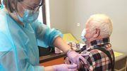 Lidzbarscy seniorzy szczepią się przeciwko koronawirusowi
