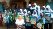 Ełczanka pomaga biednym dzieciom w Gambii