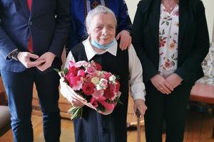 100 lat pani Melanii z Boćwinki. Najlepsze życzenia na kolejne lata!