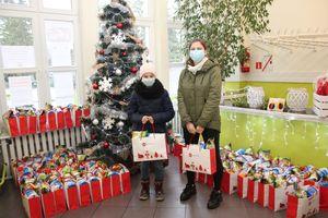200 świątecznych paczek trafiło do artystów z gminy Korsze [GALERIA]