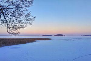 Piska za zdjęcie: Jezioro Śniardwy z Niedźwiedziego Rogu