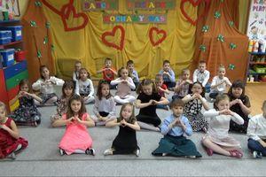 Dzień Babci i Dziadka w Przedszkolu Publicznym nr 6 w Bartoszycach
