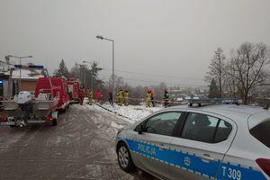 W Łynie w Bartoszycach znaleziono zwłoki mężczyzny