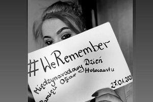 Nauczyciele i uczniowie z Mrągowa pamiętają o ofiarach holokaustu [GALERIA]