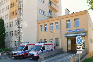 Wstrzymane przyjęcia na trzy oddziały w szpitalu w Działdowie