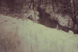 Gazeta za zdjęcie: Guber zimą
