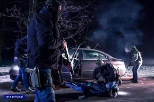 Kolejne uderzenie w międzynarodowy narkobiznes. W akcji udział brali policjanci z Olsztyna [WIDEO]