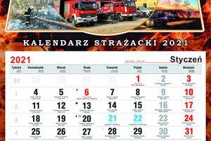 Strażacki kalendarz na 100-lecie OSP w Miłkach