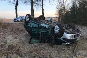 Dwa wypadki na koniec roku