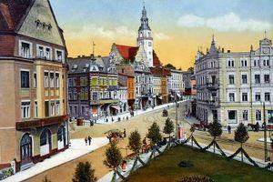 Jak wyglądał przedwojenny Olsztyn? [VIDEO]