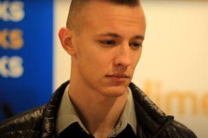 Nowy piłkarz Stomilu
