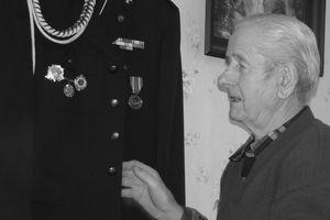 Druh Kazimierz Podlaszewski odszedł do wieczności. Do OSP należał ponad 60 lat