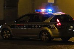 Policjanci poszukują świadków wypadku drogowego na ulicy Mickiewicza
