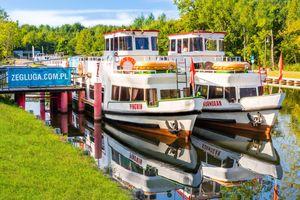 Można zostać kapitanem statku i wylicytować most na Drwęcy